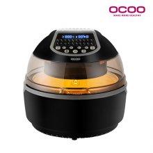 *예약배송* 대용량 디지털 에어프라이어 오븐 10L OCS-AF880 [ 18가지 자동요리기능 / 360도 회전로스팅 / 자동 열 차단기능 ]