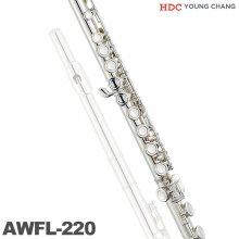 영창 플룻 AWFL-220 알버트웨버 입문용 교육용 플루트 AWFL220