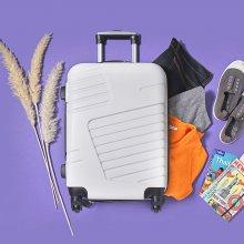 [캐리온] 디셀라 기내용 20형 확장형 여행가방