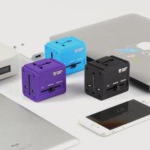 잭큐브 멀티아답터 USB 2포트(ADT-100)