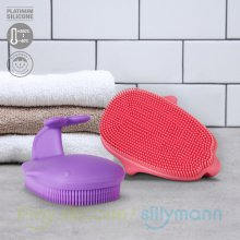 실리콘 목욕솔 WSB205