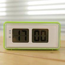 디지털 플립 탁상시계(그린) 탁상 시계