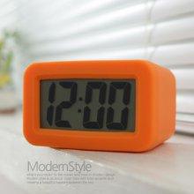 New 칼라 스퀘어 알람 탁상시계 시계