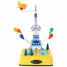 New 에펠탑 오르골(옐로우) 오르골