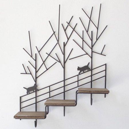 고양이 3단 계단 선반 다용도 선반장 추카추카넷