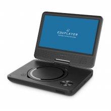 에듀플레이어 EDP90 휴대용 DVD플레이어/USB충전가능