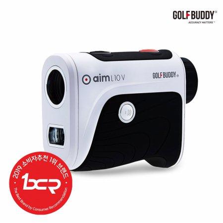 골프버디 aim L10V 음성지원 레이저 골프거리측정기