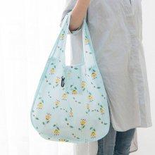 환경보호 에코 마트쇼핑백 휴대 접이식 포켓 장바구니
