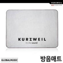 커즈와일 방음매트 /드럼매트 피아노매트 대형사이즈(120x150)