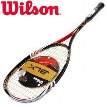 BLX TOUR 윌슨 스쿼시 라켓 138g 투넥 라켓 squash