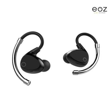 EOZ Air (Noir&Silver) 완전 무선 이어폰