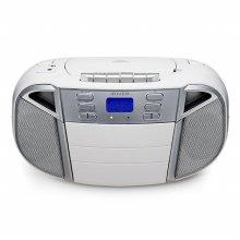 미니 콤포넌트 오디오/CD/카세트/블루투스 [IAT30]