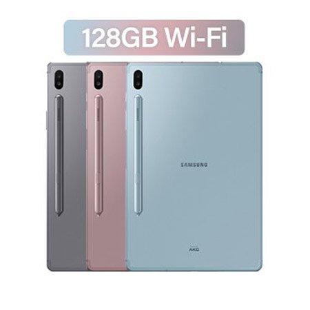 갤럭시 탭 S6 Wi-Fi 128GB [ 그레이 / 블루 / 로즈 ]