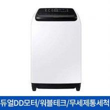 일반세탁기 WA14R6360BW[14KG/듀얼DD모터/워블테크/청정세탁/무세제통세척/4중진동저감/화이트]