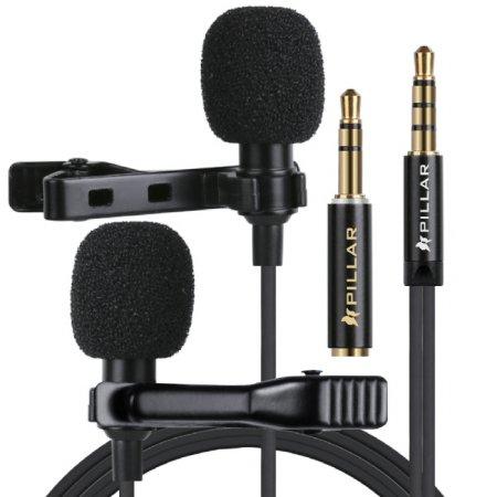 컴소닉 스마트폰 핀마이크 CM-002 DUAL 녹음용 방송용