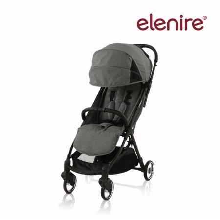 [엘레니어]신상품 런칭 레니 기내반입 휴대용유모차(그레이)