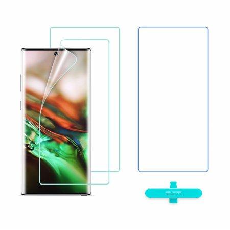[브랜드데이] 갤럭시노트10플러스 하이드로젤 TPU 액정보호필름