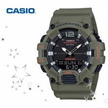 HDC-700-3A2 남성 우레탄 손목 시계