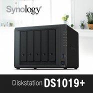 [행사종료D-day][에이블] DS1019+[케이스] 5bay NAS 하드미포함