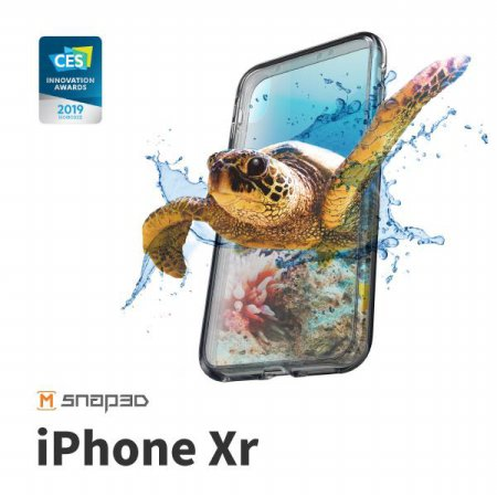 MOPIC Snap3D VR 3D 뷰어 케이스 iPhone Xr 용