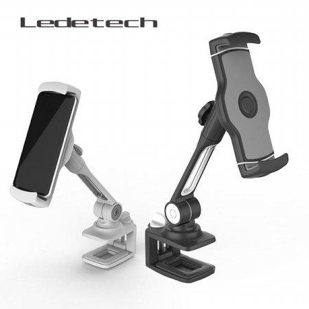 리드텍 클램프형 스마트폰 태블릿 멀티 홀더 LD204BT1