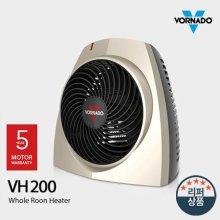 (리퍼상품) 공기순환 에어서큘레이터 히터 VH-200G(RF)