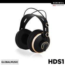 [히든특가] 커즈와일 헤드폰 HDS1 스튜디오 모니터링 헤드폰
