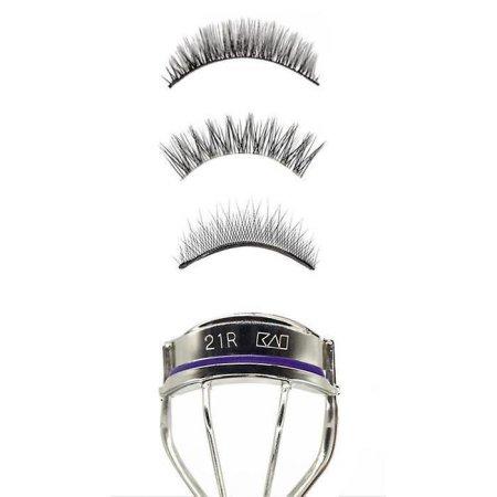 [카이] 긴 눈매형 아이래쉬 컬러 R21호