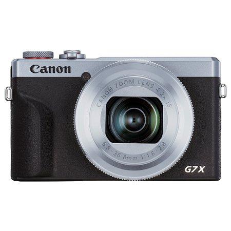 파워샷 G7X MARKⅢ 하이엔드 카메라[실버][16GB메모리카드+가방증정]