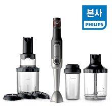 핸드블렌더 HR-2656 [ 손쉬운 강약조절 / 간편한 세척 / 스파이럴라이저 패키지]