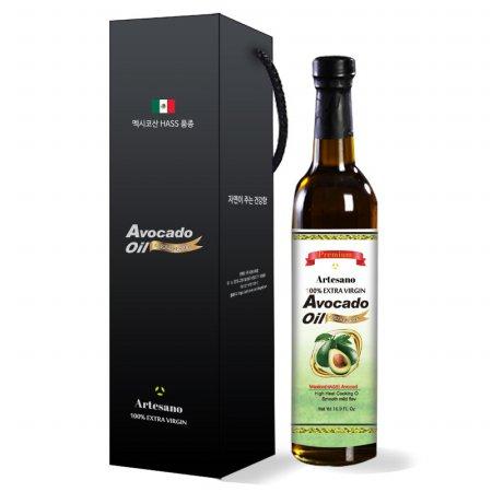 [멕시코직수입] 아르테사노 아보카도오일 프리미엄1호 세트*8개