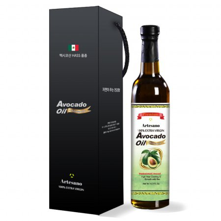 [멕시코직수입] 아르테사노 아보카도오일 스페셜 1호 세트