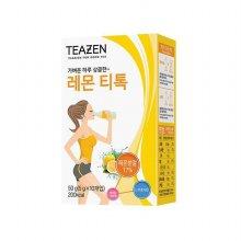 [티젠] 레몬티톡 워터믹스 10T