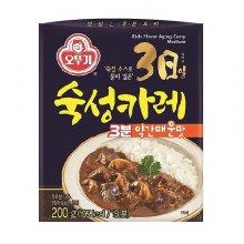 [오뚜기] 3일숙성카레 약간매운맛