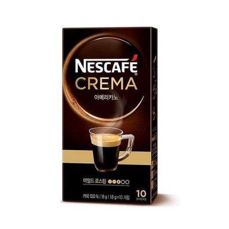 [네스카페] 크레마 10T