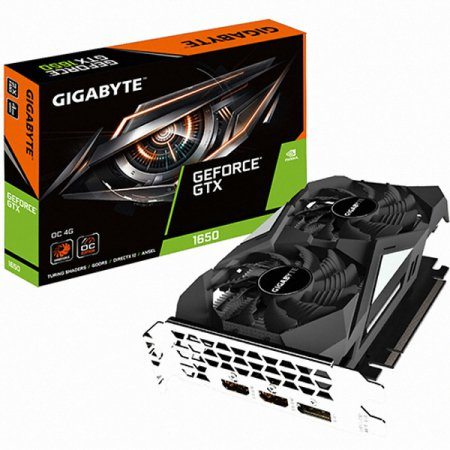 지포스 GTX 1650 UDV OC D5 4GB 그래픽카드
