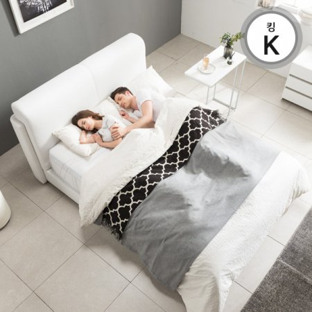 하이필로우탑 킹 침대 dr5039