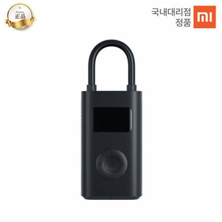 휴대용 미니 스마트 에어펌프 무료배송 MJQB01QJ