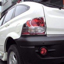08년 뉴스포티지 후면램프커버 차량리어램프몰딩_41DC4B
