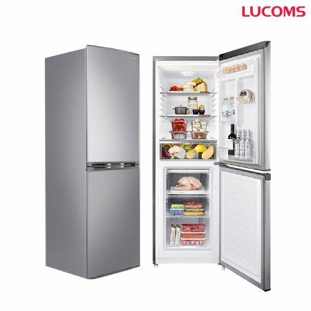 R195K02-S / 대우루컴즈 195L 소형냉장고 에너지효율1등급 상냉장 하냉동