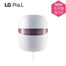 [단순변심 반품상품] LG Pra.L 더마 LED 마스크 핑크V