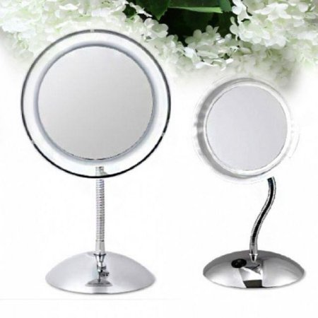 LED 5배확대거울 각도조절가능 ONOFF가능 거울_06BBF2