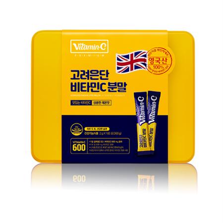 비타민C분말 180포 (3개월분)