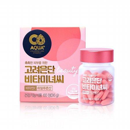 비타미녀씨 60정(1개월분) 히알루론산+비타민C