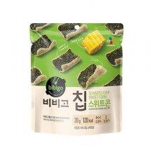 [CJ] 비비고칩 스위트콘 20g