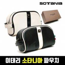 소타니아 이태리 파우치백 골프용품 멀티파우치