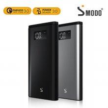 고속충전 보조배터리 10000mAh QC/PD 3.0지원 SMODO-310_블랙