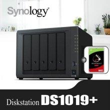 [에이블] DS1019+[20TB]/시게이트 아이언울프NAS용(4TBx5)