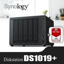 [에이블] DS1019+[20TB]/웬디레드 NAS전용(4TBx5)