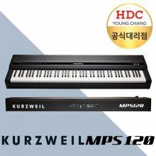 [히든특가] 커즈와일 KURZWEIL 목건반스테이지피아노 88해머 MPS120 /MPS-120